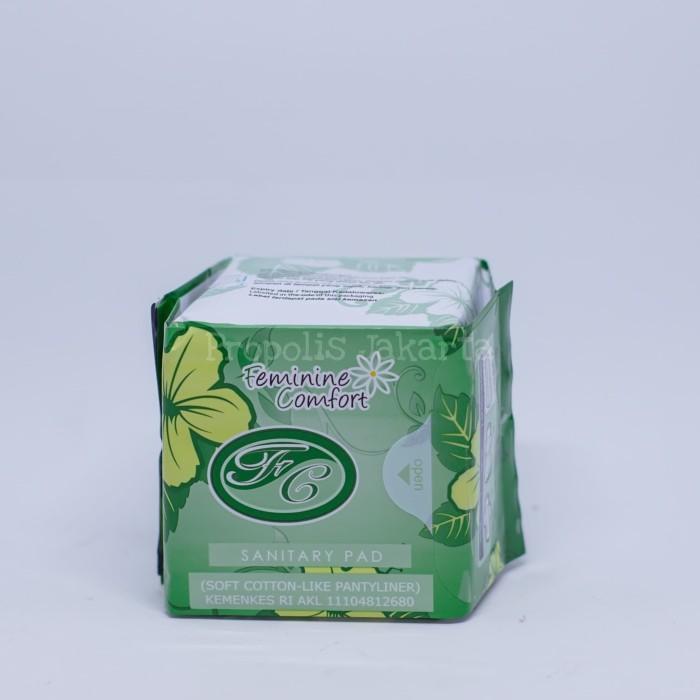 Foto Produk Pembalut Herbal Avail Pantyliner Pentilener ( Hijau ) dari propolis jakarta