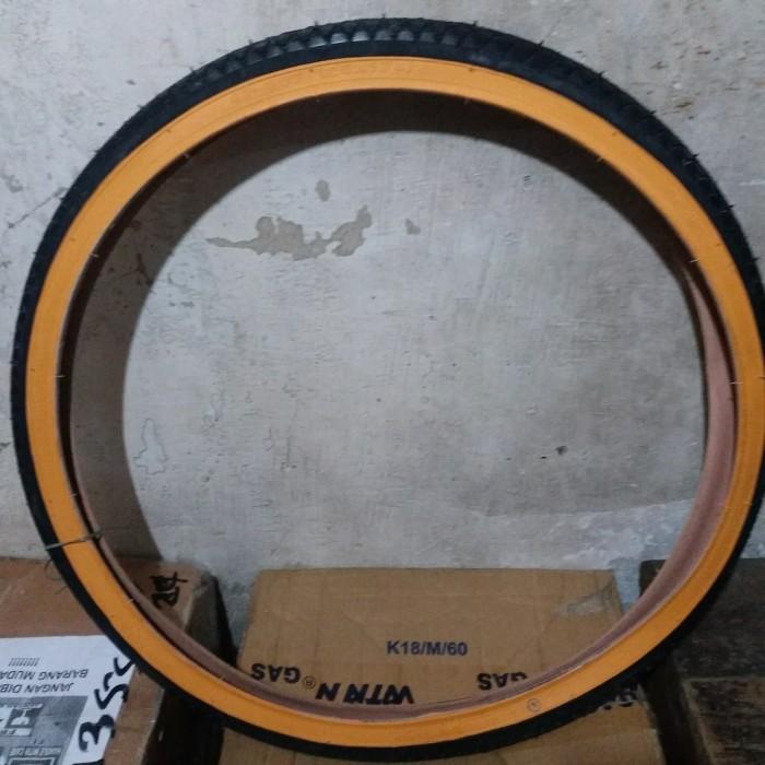 Jual Ban Sepeda Ukuran 24 x 1.75 Lucky Stone Kota