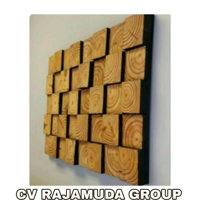 Jual Hiasan Dinding Kayu Rustic Home Decor Kab Blitar Rajamuda Group Tokopedia