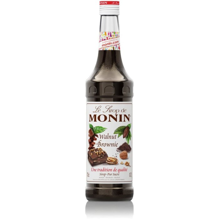 Foto Produk Walnut Brownie Syrup merk Monin dari Lapak kopi luwak