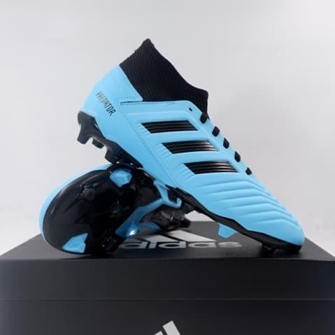 Promo Sepatu Bola Anak Adidas Predator 19 3 Fg Jr G25796 Original