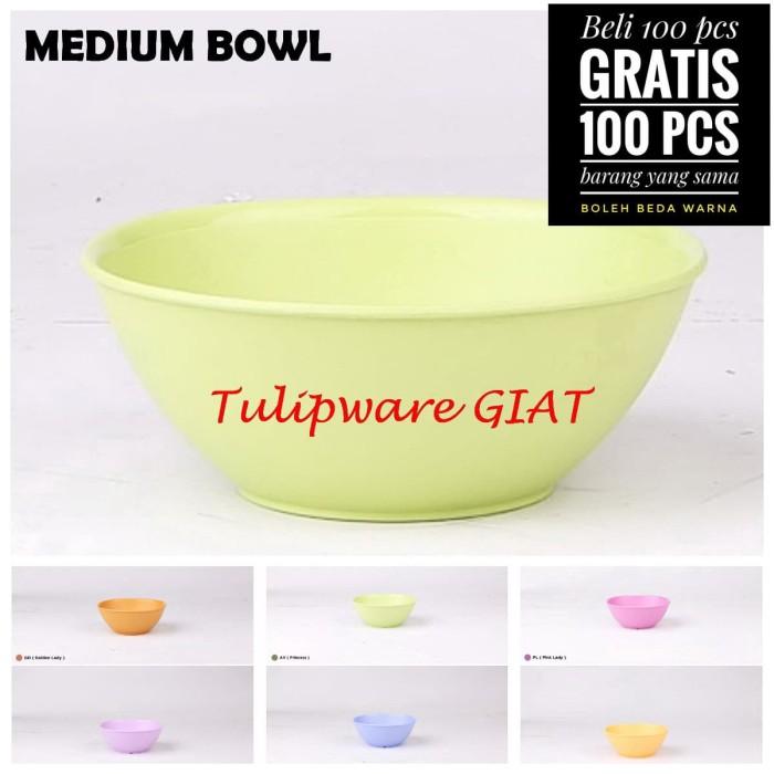Foto Produk Mangkok Bakso Tulipware 900 ml - Medium Bowl dari TULIPWARE collection