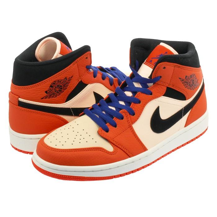 jordan 1 team orange