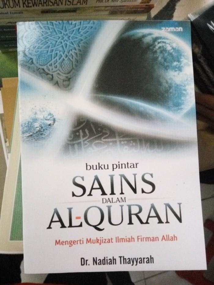 Jual Buku Pintar Sains Dalam Al Qur An Top Collection Kota Yogyakarta Takasshop Tokopedia