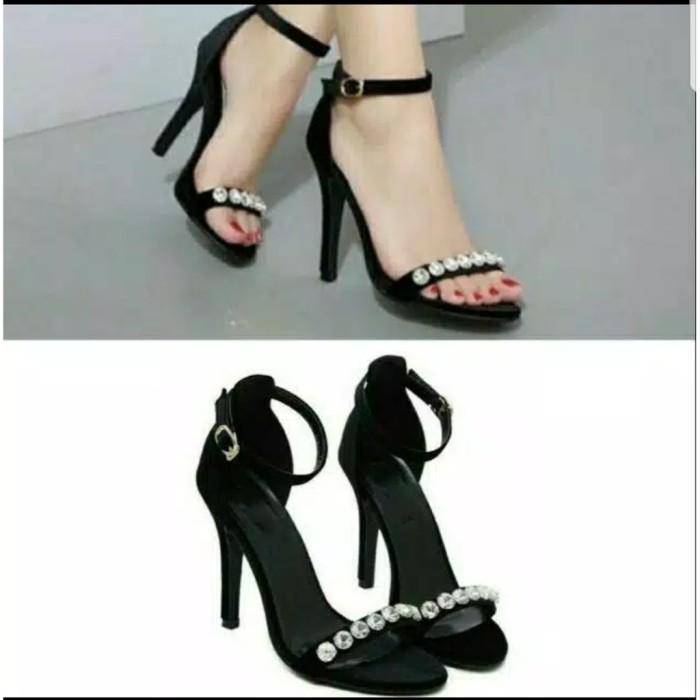 Foto Produk Ak 11 Sepatu High Heels Wanita Terbaru dari Abbushoes