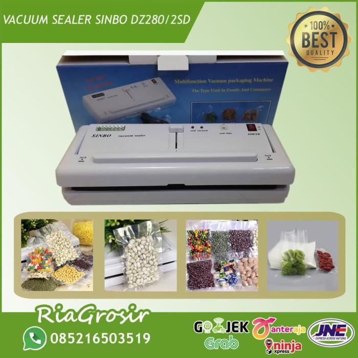 Foto Produk Mesin vacum sealer dari riagrosir