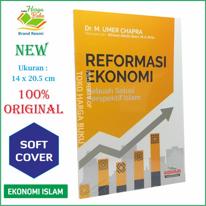 harga Reformasi ekonomi sebuah solusi perspektif islam - aqw Tokopedia.com
