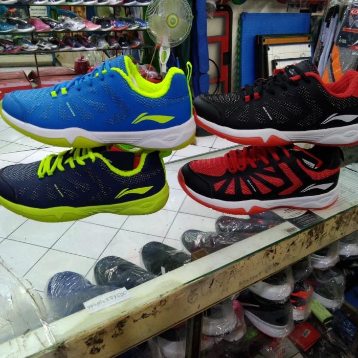 Foto Produk Sepatu Badminton Li-Ning Cloude Ace III RED ORIGINAL dari SNS KILA SPORT