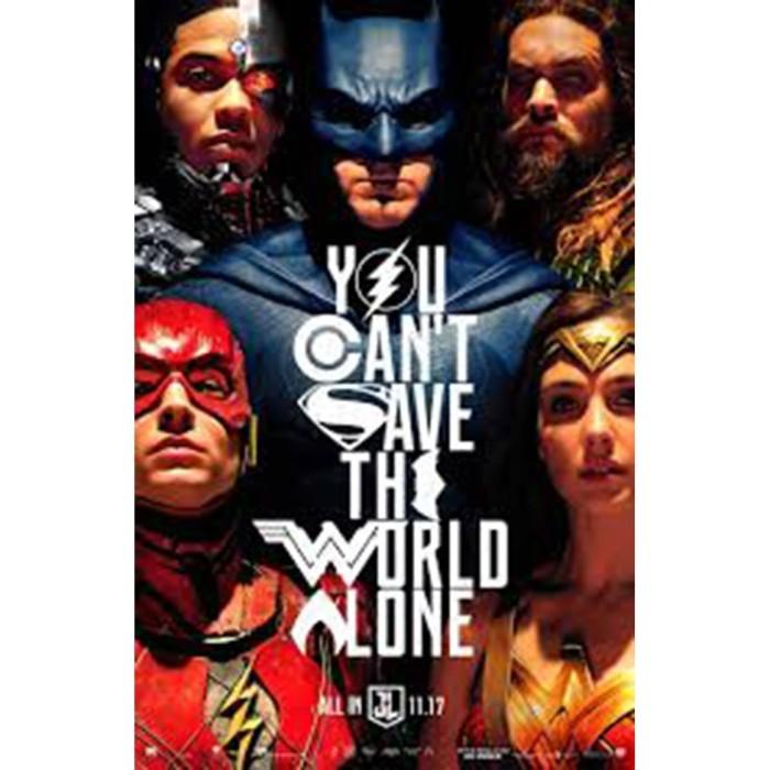 Jual Justice League 2017 Kota Tangerang Selatan Kenzapedia Tokopedia