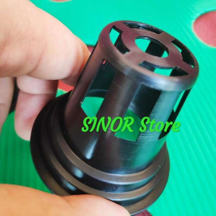 Foto Produk GROSIR 1000 pcs Netpot Lubang Jarang Multi Diameter Net Pot Hidroponik dari SINOR Store