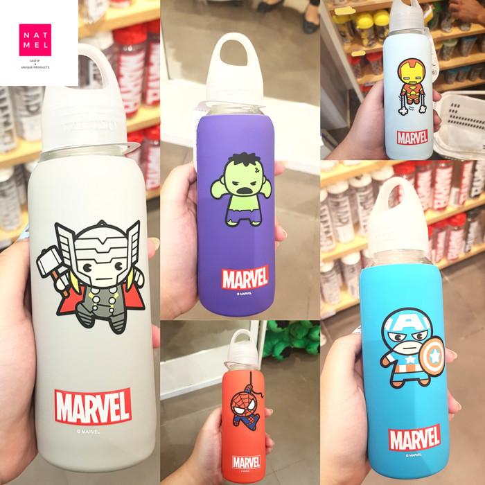 Official Marvel Avengers 28 Oz Water Bottle