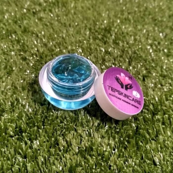 Foto Produk jelly blue 10 tepskincare ( 5gr ) dari TEPSKINCARE TANGERANG