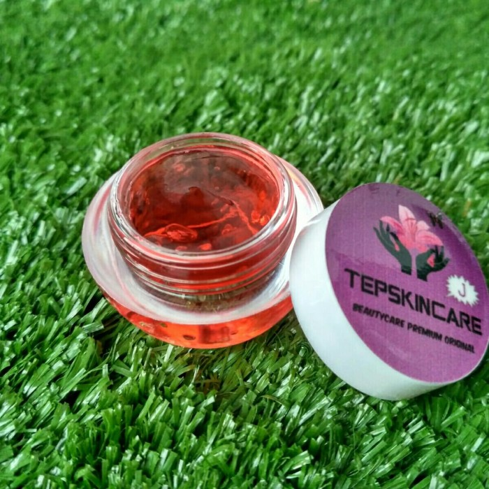 Foto Produk jelly red 13 tepskincare ( 5gr ) dari TEPSKINCARE TANGERANG