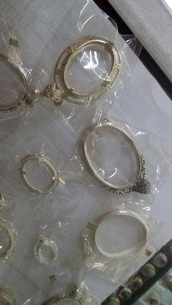 Foto Produk liontin kalung batu kodian dari Let'sShop