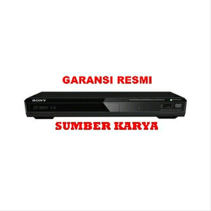 Jual Free Ongkir Sony Dvp Sr370 Dvd Player Dvpsr370 Usb Diskon Elektronik Jakarta Barat Blenda Antonioshop Tokopedia