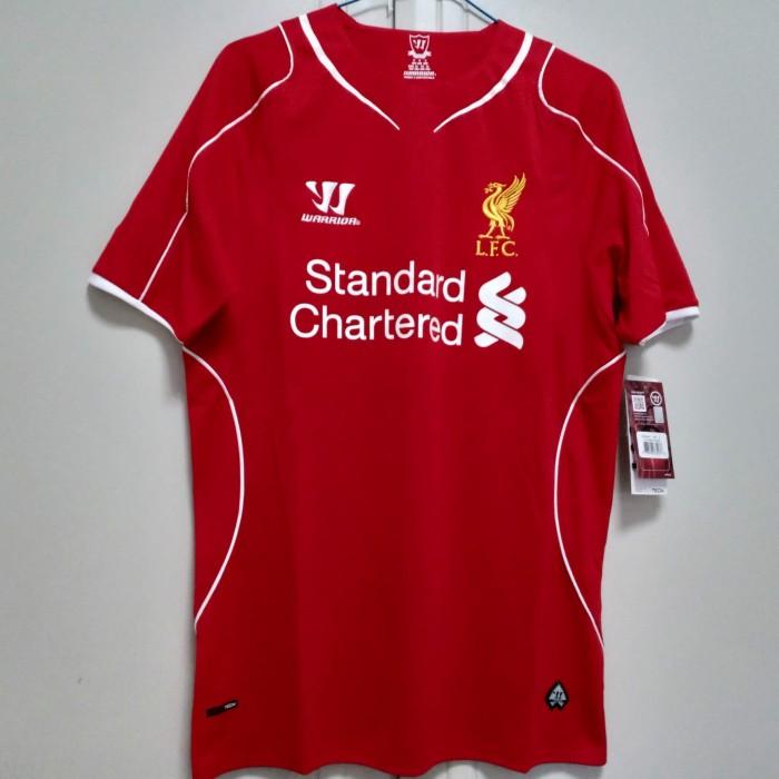 harga Original jersey liverpool 14/15 home bnwt Tokopedia.com
