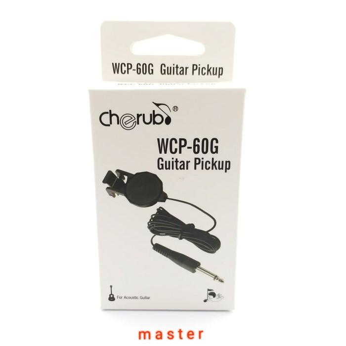 Foto Produk Pickup Gitar Cherub WCP-60G dari LAY