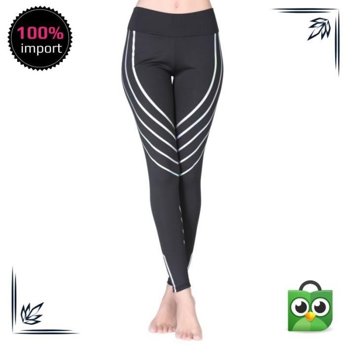 Jual Grosir Celana Legging Panjang Wanita Untuk Yoga Fitness Malam Jakarta Pusat Ynifashion Id Tokopedia