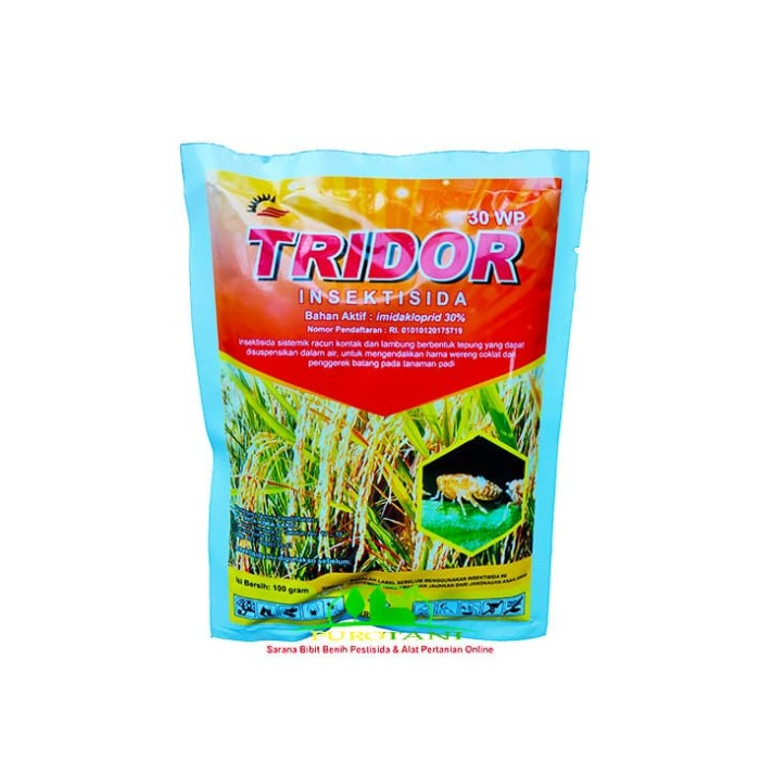 Foto Produk Insektisida Topida 25 WP Imidakloprid Basmi Wereng Penggerek Ulat dari Purotani