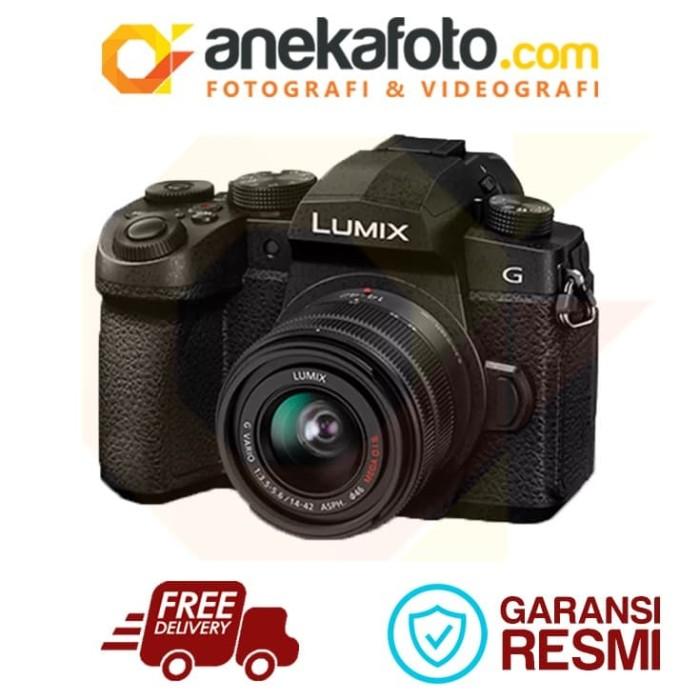 harga Panasonic lumix dc-g95 mirrorless digital camera with 14-42mm kit lens Tokopedia.com