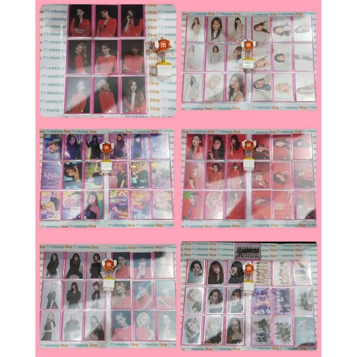 Jual Twice Official (Twicelights Trading Cards) - Complete Set 100pcs / EA  - DKI Jakarta - Flxwhatzup Shop | Tokopedia
