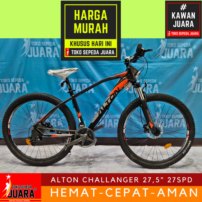 Sepeda Gunung Element Alton - Arena Modifikasi