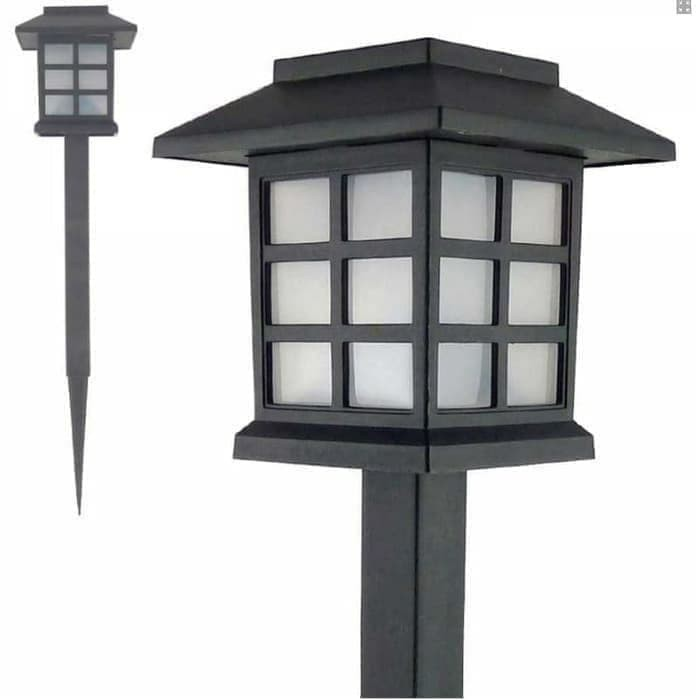 Jual Lampu Taman Led Creative Energi Solar Kab Sidoarjo Nona Ana Tokopedia