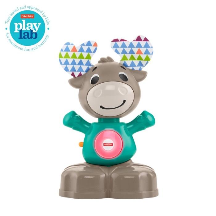 harga Fisher price linkimals musical moose - mainan edukasi anak Tokopedia.com