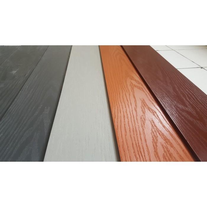 Jual Lisplang Pvc Pagar Rumah Minimalis Pvc Plank Dki Jakarta Pvc Plank Tokopedia