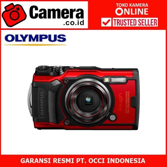 harga Olympus tough tg-6 (red) /kamera underwater Tokopedia.com