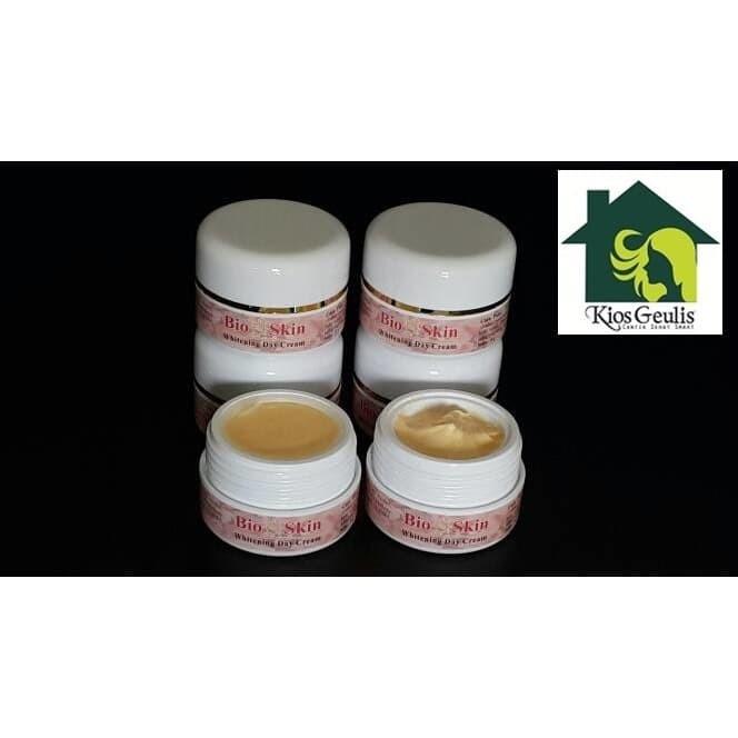 Foto Produk Bioskin Whitening Day Cream / Krim Siang Pemutih Wajah Bioskin dari KiosGeulis