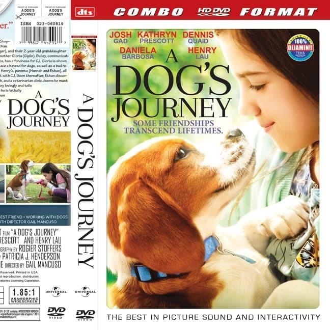 Jual A Dog S Journey Jakarta Barat Tkb Dvd Shop Tokopedia