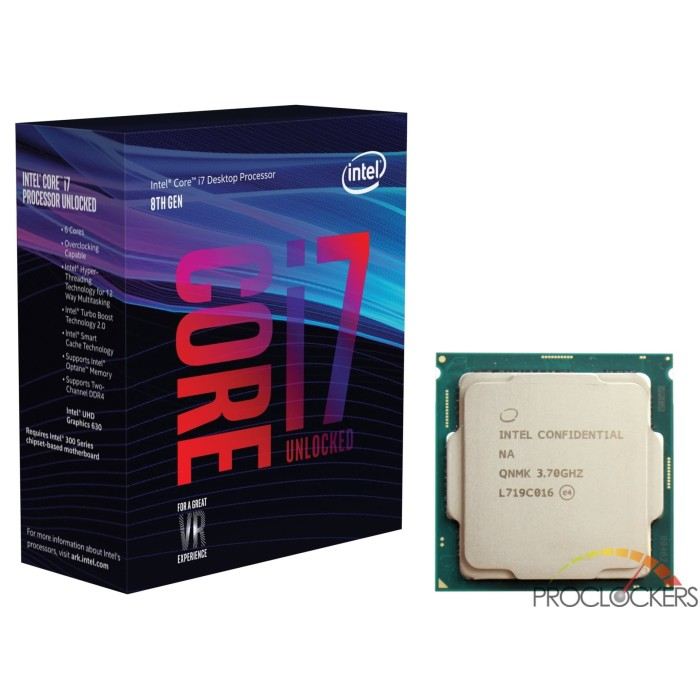 harga Prosesor intel core i7 8700 k coffee like Tokopedia.com