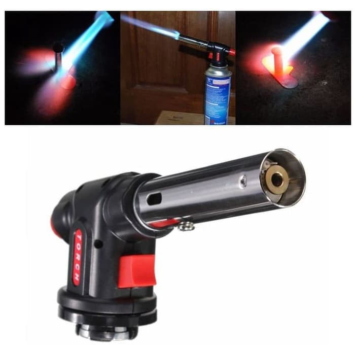 WS-504C Automatic Electronic Ignition Torch Welding Camping