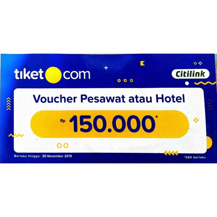 Jual Voucher Pesawat Atau Hotel Tiket Com Kota Medan Jual Voucher Yes Dok Tokopedia