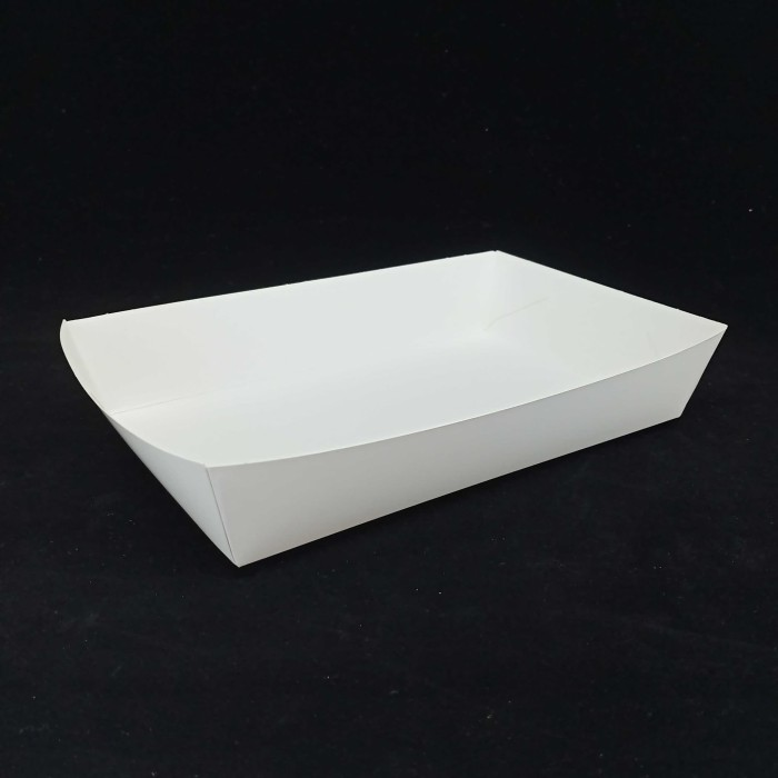 Foto Produk PAPER LUNCH BOX TRAY - LUNCH TRAY L - LARGE - FOOD GRADE TRAY dari BCA PACK