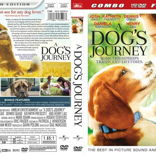 Jual Dvd Ori A Dogs Journey Jakarta Pusat Anita Os Tokopedia