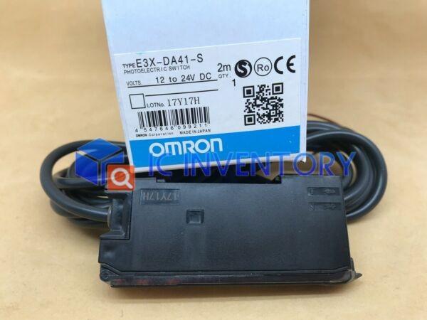 NEW IN BOX OMRON E3X-DA6