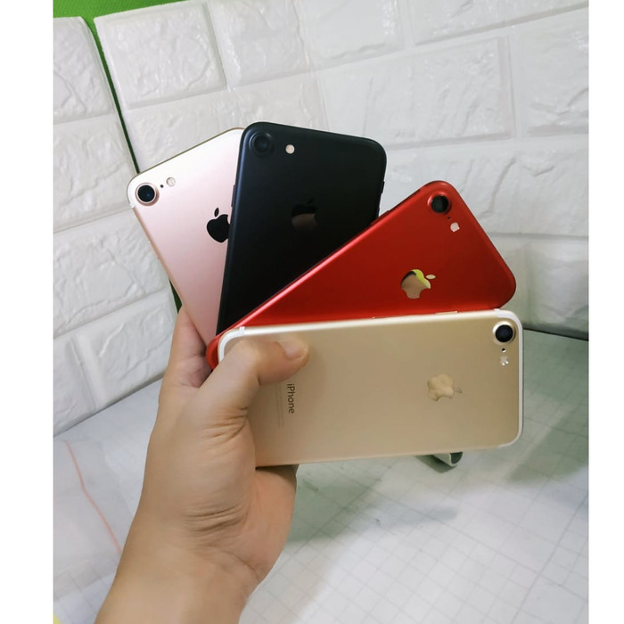 Foto Produk Apple Iphone 7 Internal 128GB - Second Original dari NewBeztBerry