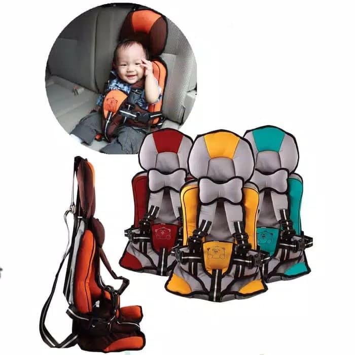 Foto Produk Kiddy Baby Car Seat Portable Kursi Bayi Mobil dari babymazic