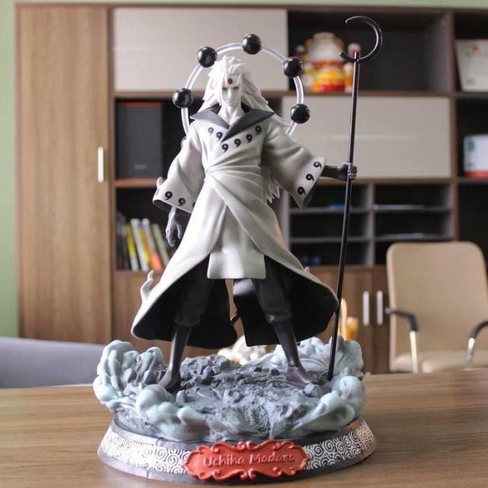 Jual Action Figure Naruto Shippuden Ootutuki Kaguya Uchiha Madara