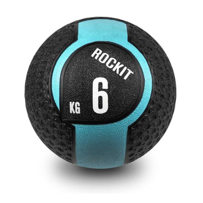 harga Rockit grade a virgin rubber medicine ball 4kg Tokopedia.com