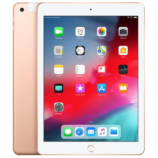 harga Apple ipad 6 128gb 9.7 inch wi-fi - gold Tokopedia.com