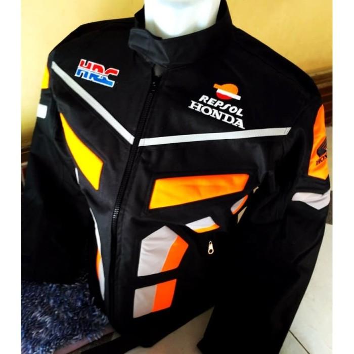 harga Jaket protektor motor/touring repsol honda racing (hrc) kuat & tebal Tokopedia.com