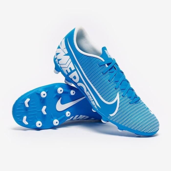 Jual Sepatu Bola Nike Mercurial Vapor 13 Club Blue Fg Original