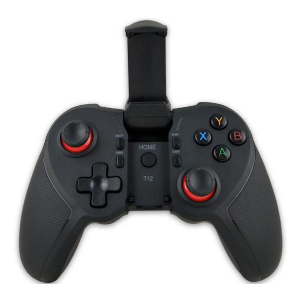 Foto Produk Gamepad Bluetooth T12 Untuk Smartphone dari Gudang Adaptor Laptop