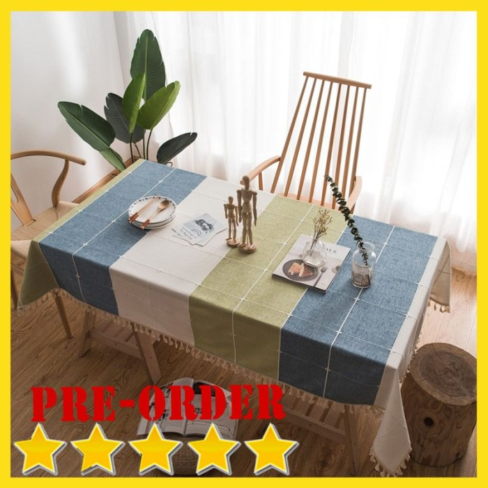 Jual Murah Square Dining Table Cloth