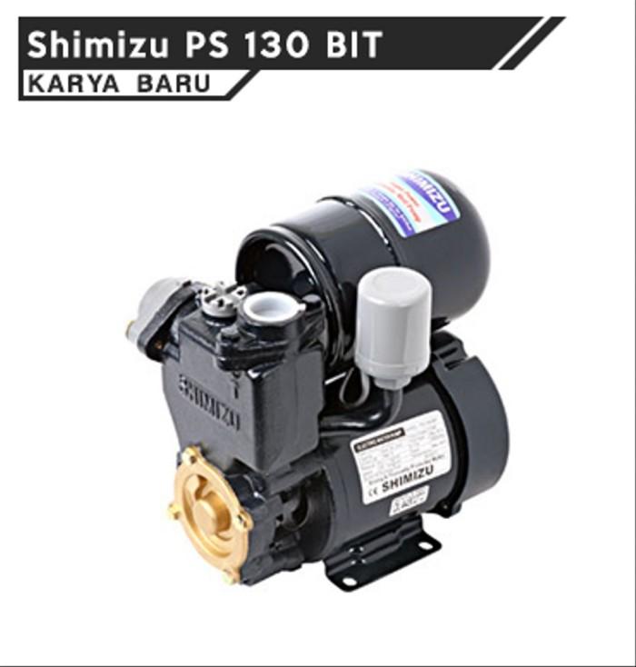 Jual Pompa Air Shimizu Ps 130 Bit Cheap Stuff Kota Probolinggo Abiddin72 Tokopedia