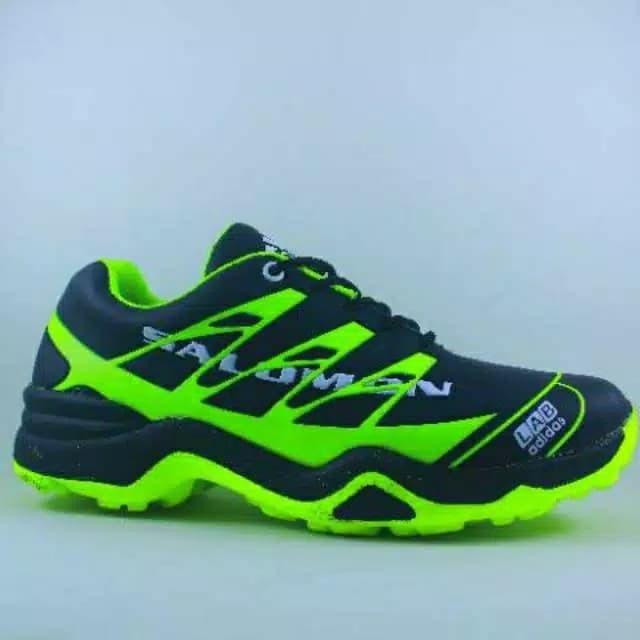 Jual Sepatu Adidas Salomon 3d Pria Wanita Hijau 39 Kab