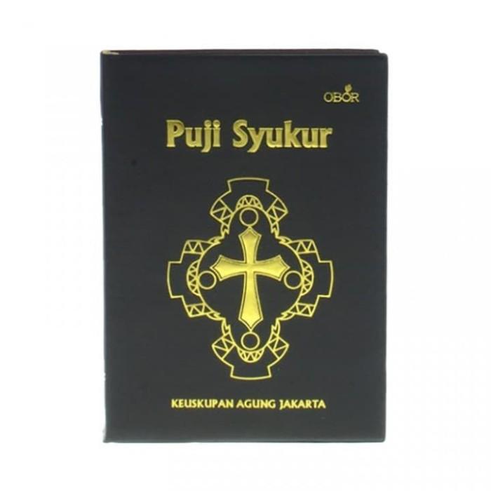 Foto Produk Puji Syukur Keuskupan Agung Jakarta / Kecil - Buku Puji SyukurNasional - Merah dari Yeraya Toko Rohani